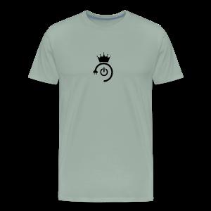Verified|Online Mode| - Men's Premium T-Shirt