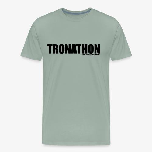 Tronathon CW - Men's Premium T-Shirt