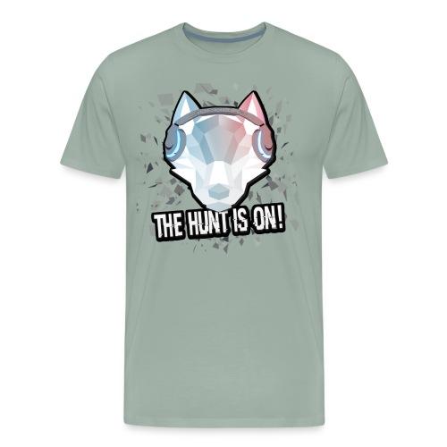 The Hunt is on! - Men's Premium T-Shirt