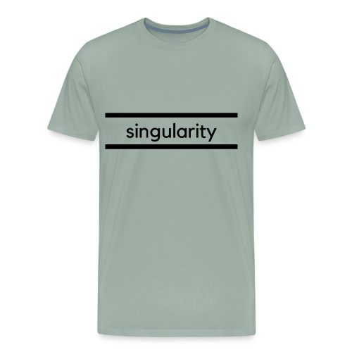 singularity - Men's Premium T-Shirt
