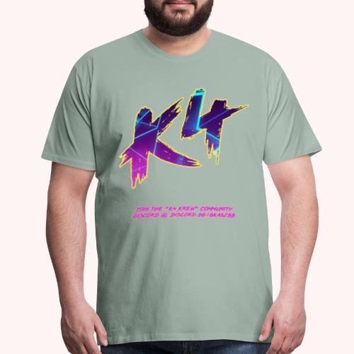 K4 GALACTIC - Men's Premium T-Shirt