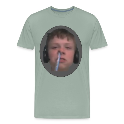 evenevenbetterwake - Men's Premium T-Shirt