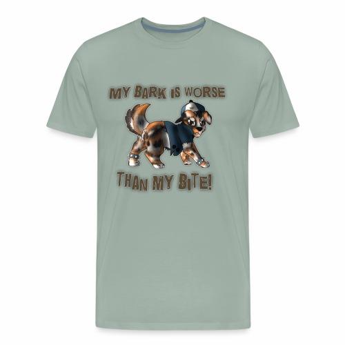 The Punky Pupper - Men's Premium T-Shirt