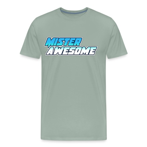 Mister Awesome - Men's Premium T-Shirt