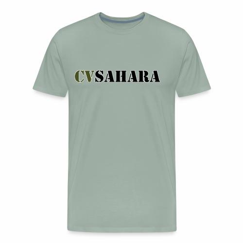 cvsahara Outline - Men's Premium T-Shirt