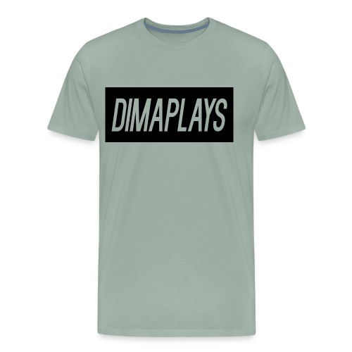 DimaPlays - Men's Premium T-Shirt