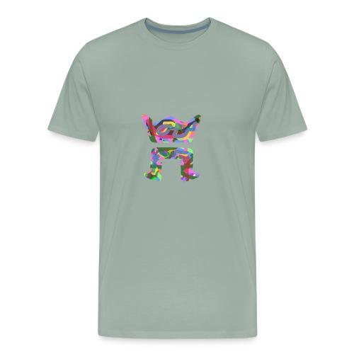 Logo LiquiD - Men's Premium T-Shirt