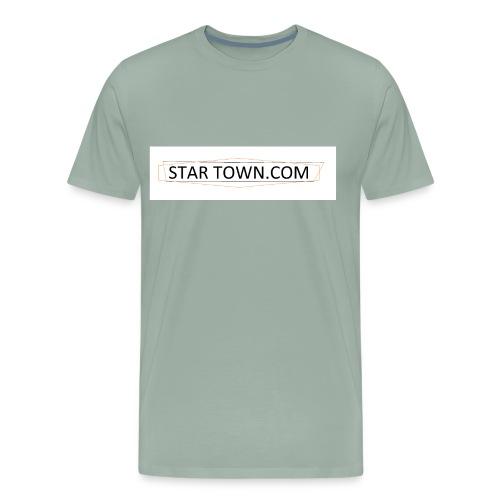 STAR TOWN - Men's Premium T-Shirt
