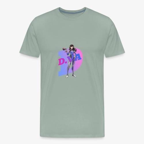 D.VA - Men's Premium T-Shirt