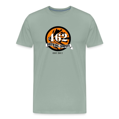 462 logo - Men's Premium T-Shirt
