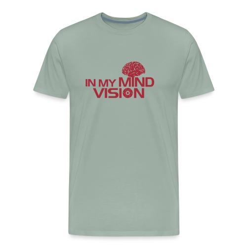 In My MInd Vision - Men's Premium T-Shirt