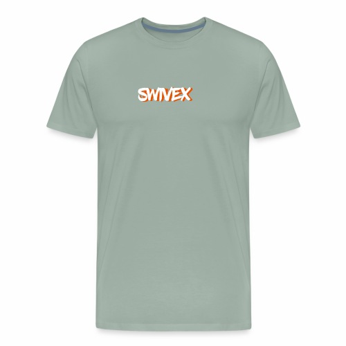 W.O. swivex line - Men's Premium T-Shirt