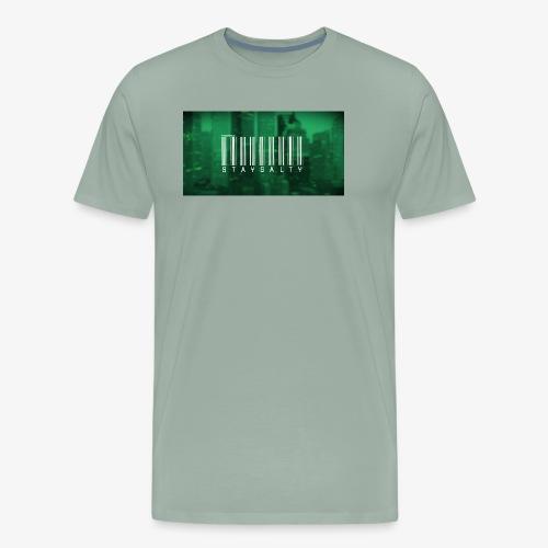 FuzeWolf-Stay Salty - Men's Premium T-Shirt