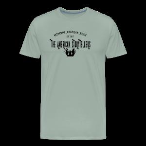 Authentic American Storytellers - Men's Premium T-Shirt