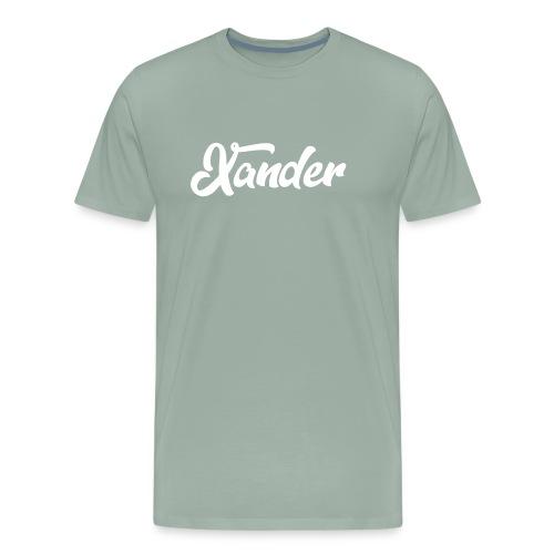 Xander Logo 1 - Men's Premium T-Shirt