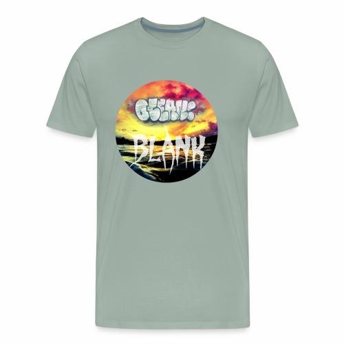 Ocean Profile Picture - Men's Premium T-Shirt