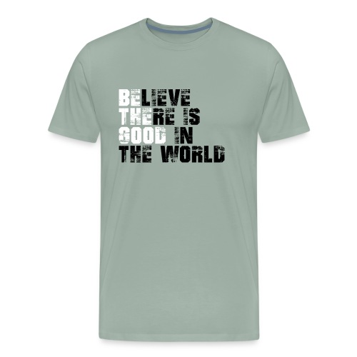 Be The Good - Men's Premium T-Shirt
