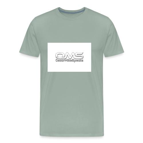 OscarMikeSpeaks - Men's Premium T-Shirt