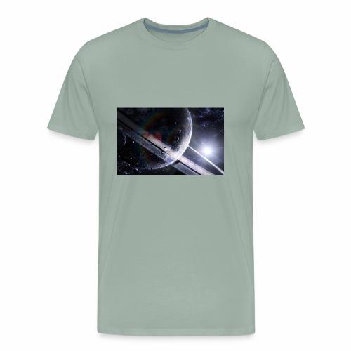3F067D0F 06A2 48DF A8D1 3EE66A324625 - Men's Premium T-Shirt