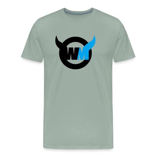 WTFMoses emblem xl - Men's Premium T-Shirt