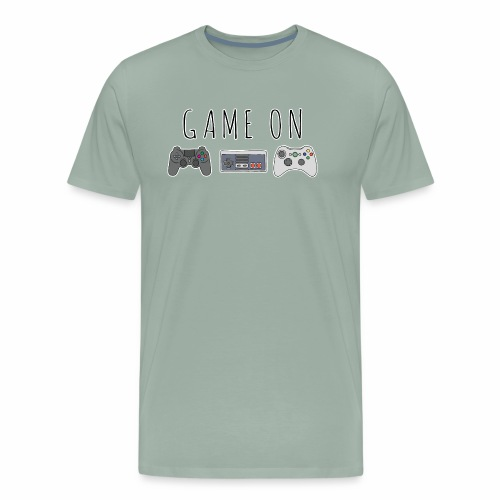 Game On - Men's Premium T-Shirt