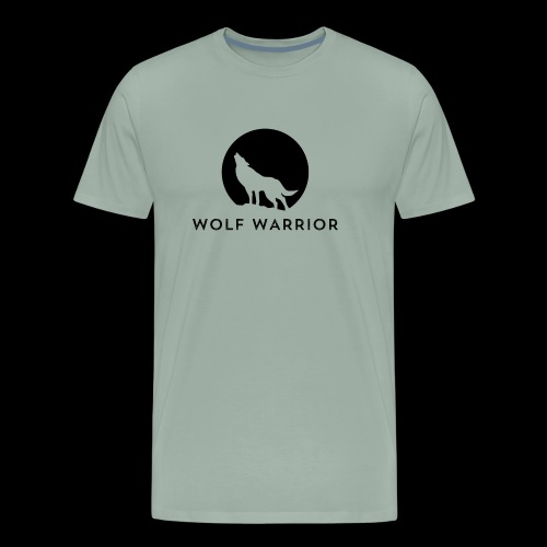 Grey Wolf - Men's Premium T-Shirt