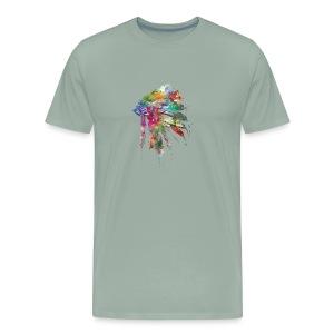 Headdress - Men's Premium T-Shirt