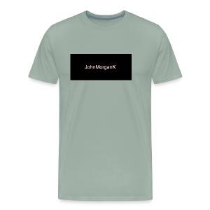 JohnMorganK - Men's Premium T-Shirt