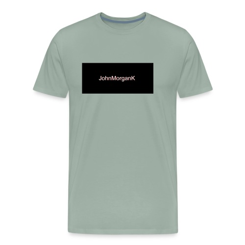 JohnMorganK - Men's Premium T-Shirt