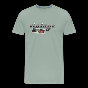 Vintage Gaming - Men's Premium T-Shirt