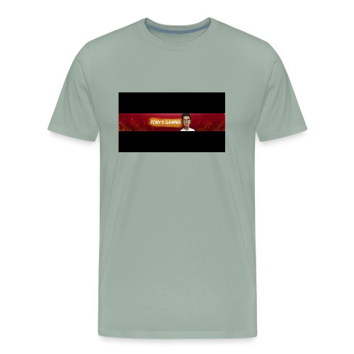 tony banner - Men's Premium T-Shirt