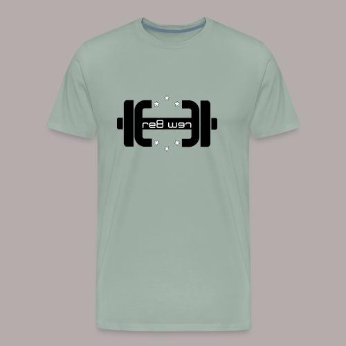 Cre8 Crew Logo - Men's Premium T-Shirt