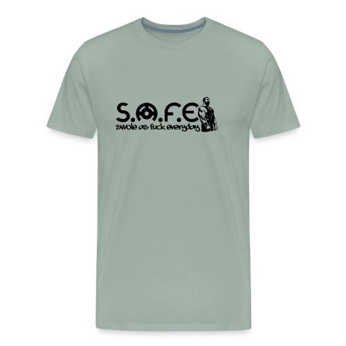 S.A.F.E (Swole Brand) - Men's Premium T-Shirt