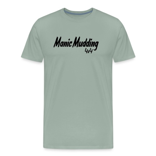 mm 4x4 front - Men's Premium T-Shirt