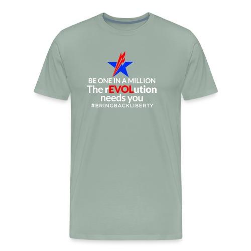 WILDMAIN2 - Men's Premium T-Shirt