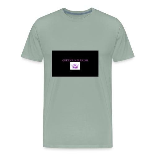 queens type1 - Men's Premium T-Shirt