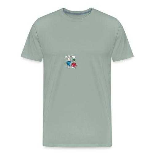 Live Your Live by Daniel poorma973 Giovannoni - Men's Premium T-Shirt