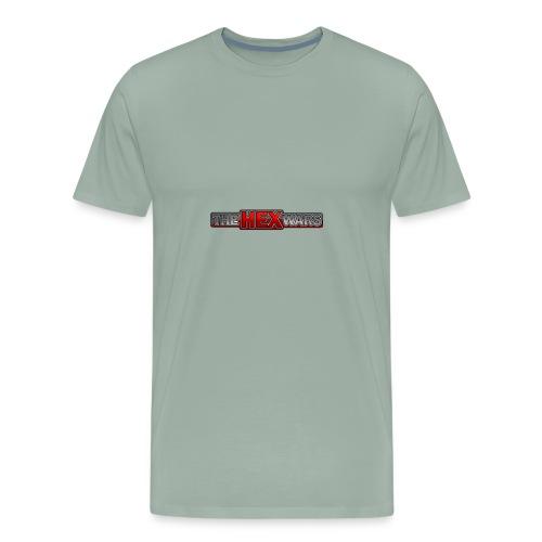 The Hex Wars Updated Logo - Men's Premium T-Shirt