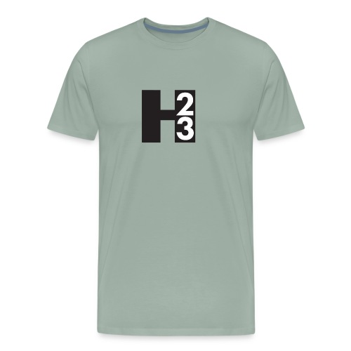 H23 Logo - Men's Premium T-Shirt