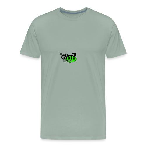 HYGYST LOGO - Men's Premium T-Shirt