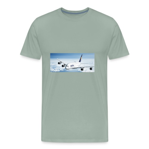 Lufthansa - Men's Premium T-Shirt