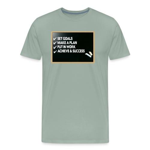 Check list - Men's Premium T-Shirt