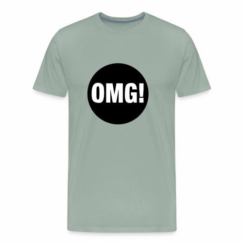 OMG! - Men's Premium T-Shirt