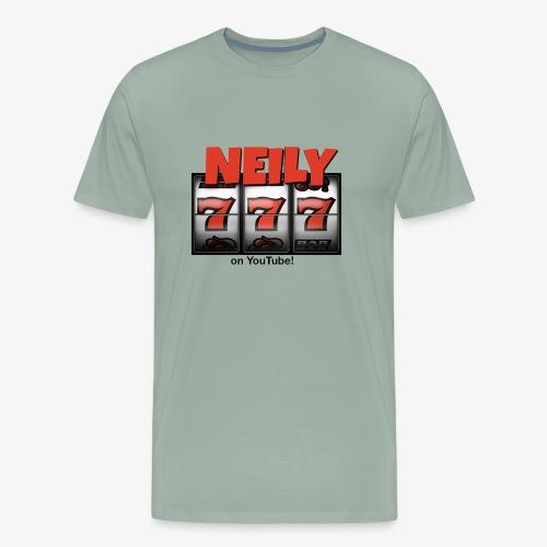 Neily777 logo - Men's Premium T-Shirt