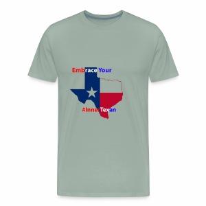 Inner Texan - Men's Premium T-Shirt