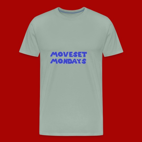 Moveset Mondays - Men's Premium T-Shirt