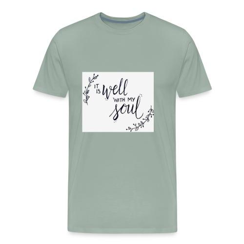86F9E9D5 D0BA 4815 8EEB 16DA69016E53 - Men's Premium T-Shirt