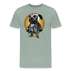 Pug s life - Men's Premium T-Shirt