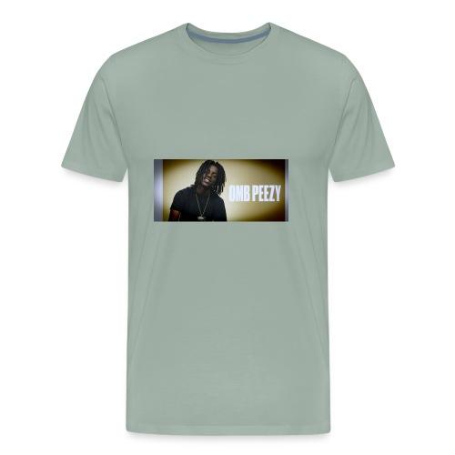 Omb pezzy - Men's Premium T-Shirt