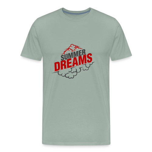 Summer Dreams - Men's Premium T-Shirt
